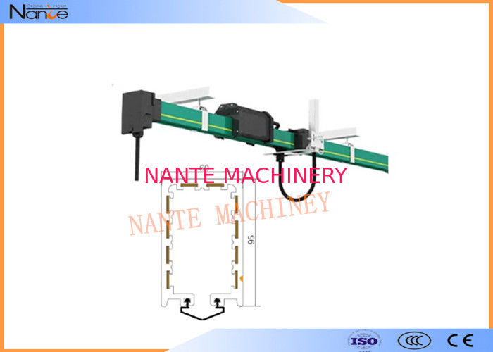660V Copper Overhead Rail System Compact Arrangement ISO9001 CCC