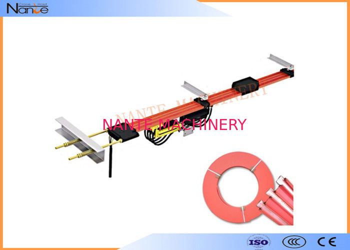 Overhead Crane High Tro Reel System , 50-140A 600V Insulated Outdoor Rails