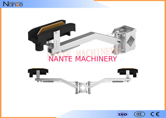 Current Collector Crane Bus Bar Monorail Systems Corrosion Resistance