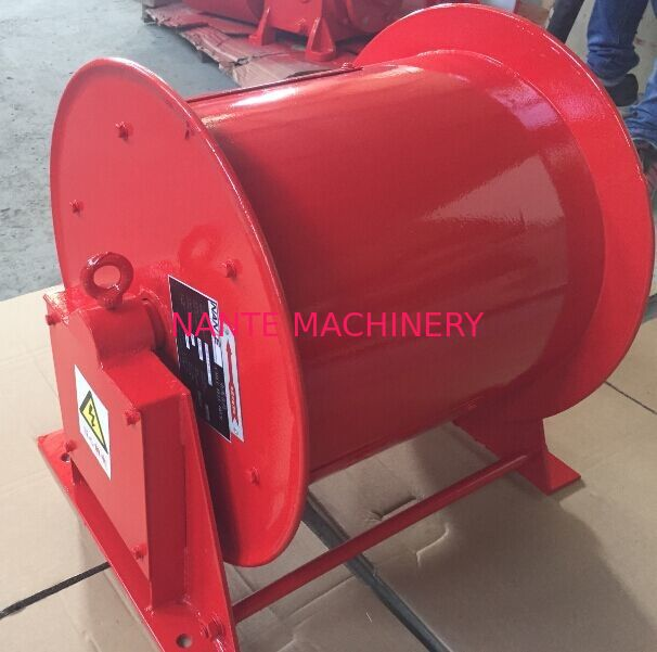 Mobile Equipment Cables SCR Series Crane Cable Reel System Overhead Crane Parts